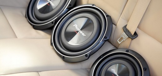 Pioneer shallow mount subwoofers