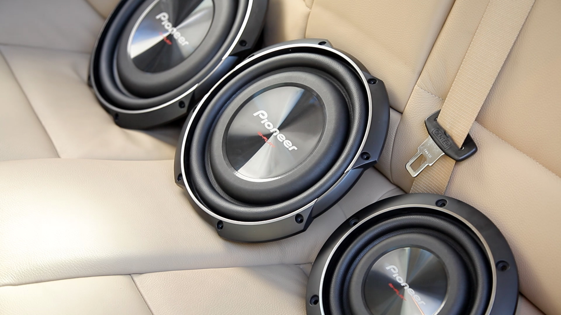 2015 Pioneer Shallow Mount Subwoofers Review