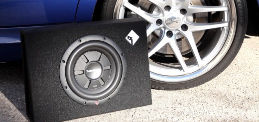 Rockford Fosgate Pre-loaded subwoofers