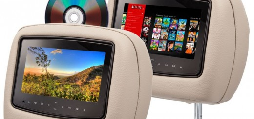 Rosen AV7900 DVD Headrest monitor system