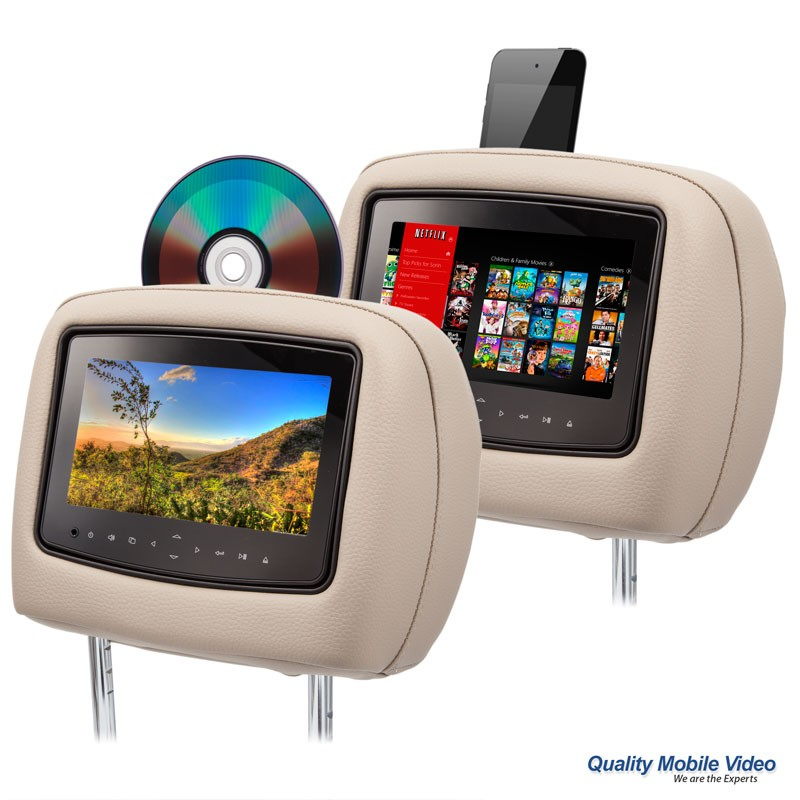 Rosen DVD Headrest - AV7900 system