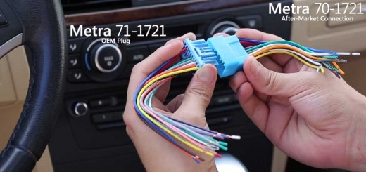 metra wiring harness differences 520x245 car stereo installation how to video clarion nx404 wiring harness at honlapkeszites.co