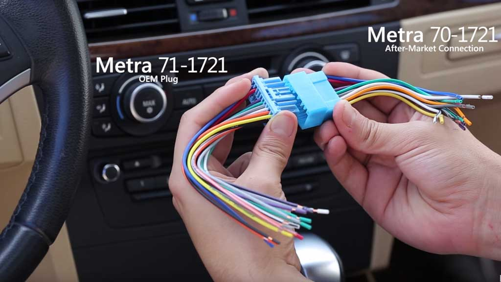 Metra Wiring Harnesses Explained – 70- vs. 71- Video