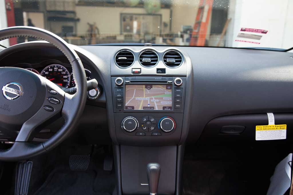 Rosen CS-ALTI13-US Nissan Altima Navigation