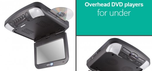 the best overhead dvd players